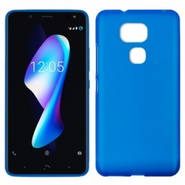 Capa Silicone Cool BQ Aquaris V Plus / VS Plus (Azul)