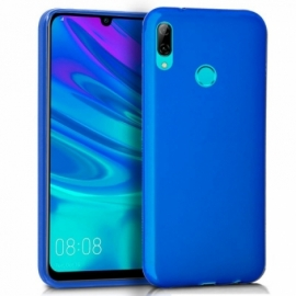 Capa Silicone Cool Huawei P Smart (2019) / Honor 10 Lite Azul
