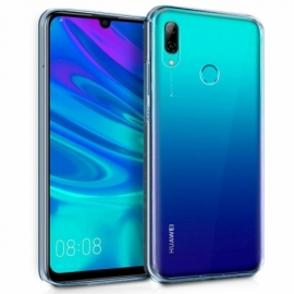 Capa Silicone Cool Huawei P Smart (2019) / Honor 10 Lite Transparente