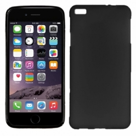 Capa Silicone Cool iPhone 6 / 6s (Preto)
