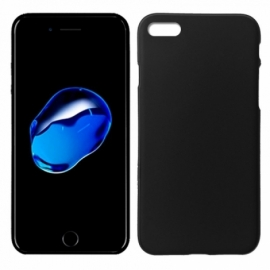 Capa Silicone Cool iPhone 7 / iPhone 8 (Preto)