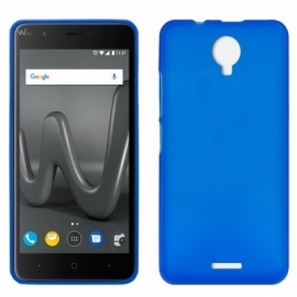 Capa Silicone Cool Wiko Harry (Azul)