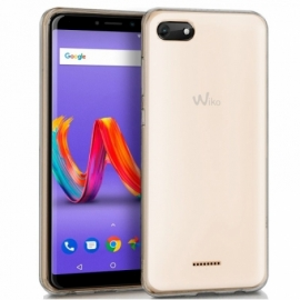 Capa Silicone Cool Wiko Harry 2 (Transparente)