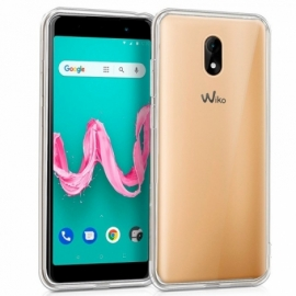 Capa Silicone Cool Wiko Lenny 5 (Transparente)