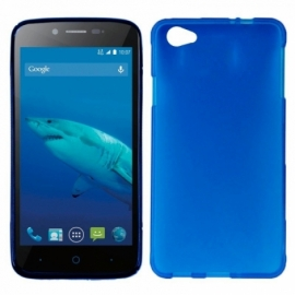 Capa Silicone Cool ZTE Blade A460 (Azul)