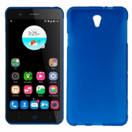 Capa Silicone Cool ZTE Blade A510 (Azul)