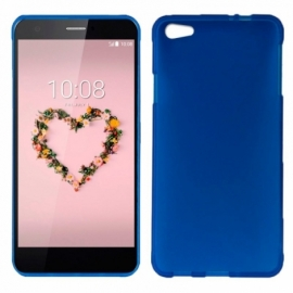 Capa Silicone Cool ZTE Blade A512 (Azul)