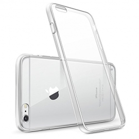 Capa de Gel Transparente Para iPhone 6 / 6S