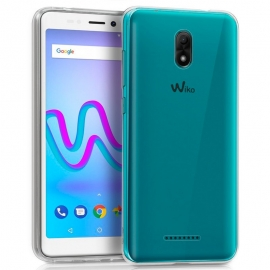 Capa de Gel Transparente Ultra Slim Para Wiko Jerry 3 - Transparente