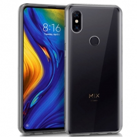 Capa de Gel Transparente Ultra Slim Para Xiaomi Mi Mix 3 - Transparente