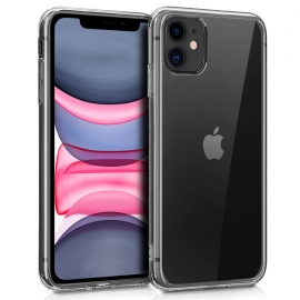 Capa de Gel Transparente Para Apple iPhone 11 2019 - Transparente