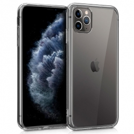 Capa de Gel Transparente Para Apple iPhone 11 Pro 2019 - Transparente