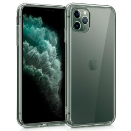 Capa de Gel Transparente Para Apple iPhone 11 Pro Max 2019 - Transparente