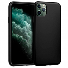 Capa de Gel Para Apple iPhone 11 Pro Max 2019 - Preto