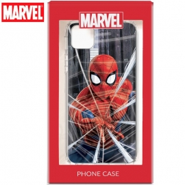 Capa em Silicone Official Marvel Spider Man para iPhone 11 Pro Max