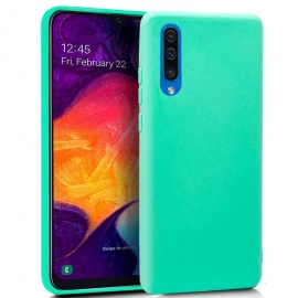 Capa de Gel Forcell Soft Para Samsung Galaxy A50 - Menta