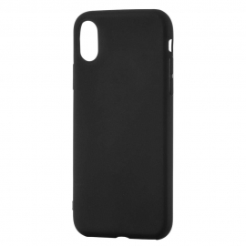 Capa de Gel Forcell Soft Para Samsung Galaxy A80 - Preto