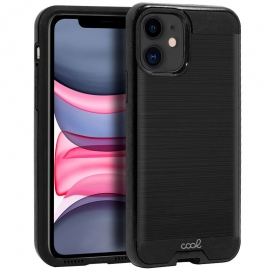 Capa Rígida Anti Choque Para iPhone 11 - Preto