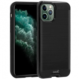 Capa Rígida Anti Choque Para iPhone 11 Pro Max - Preto