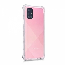 Capa Anti-Choque Premium Clear Samsung Galaxy A71 - Transparente