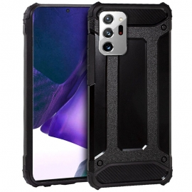 Capa Survival Samsung Galaxy Note 20 ultra Hard Case Preto - Preto