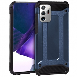 Capa Survival Samsung Galaxy Note 20 Ultra Hard Case Azul - Azul