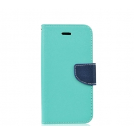 Bolsa Flip Fancy Para Samsung Galaxy S8 Plus - Menta